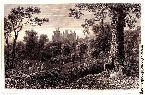 [Picture: Powis Castle, or, Powys Castle]