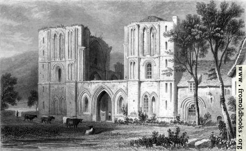 [Picture: Plate 18.—Llanthony Abbey]