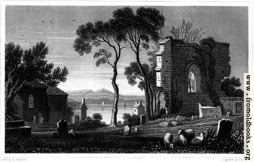 [Picture: Plate 20.—St. Dogmael's Priory]