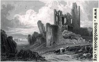 Plate 40.—Caerphilli Castle, Glamorganshire