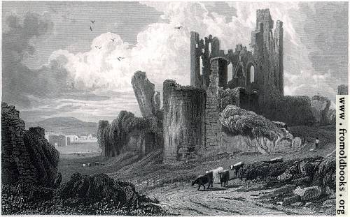 [Picture: Caerphilli Castle [Caerphilly]]