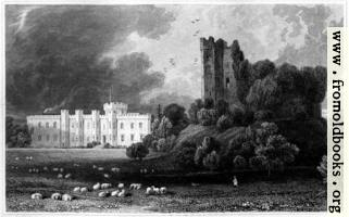 Plate 41.—Cardiff Castle
