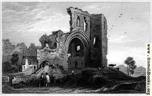 [Picture: 42.—Denbigh Castle, Denbighshire]