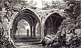 [picture: Remains of the Cloisters of Margam Abbey]