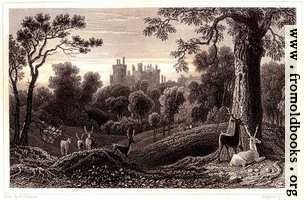 [picture: Powis Castle, or, Powys Castle]