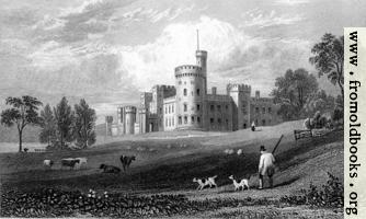 [picture: Plate 17.---Cyfartha Castle]