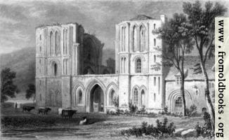 [picture: Plate 18.---Llanthony Abbey]