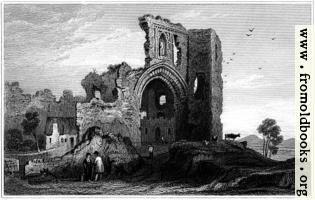 [picture: 42.---Denbigh Castle, Denbighshire]