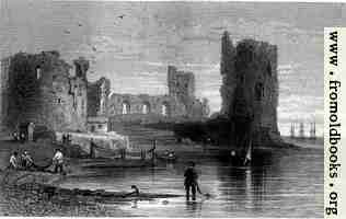 [picture: Plate 63.---Flint Castle]