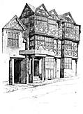 [picture: The Feathers Inn, Ludlow, Shropshire]