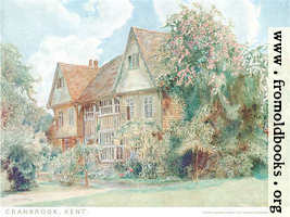 Frontispiece: Cranbrook, Kent