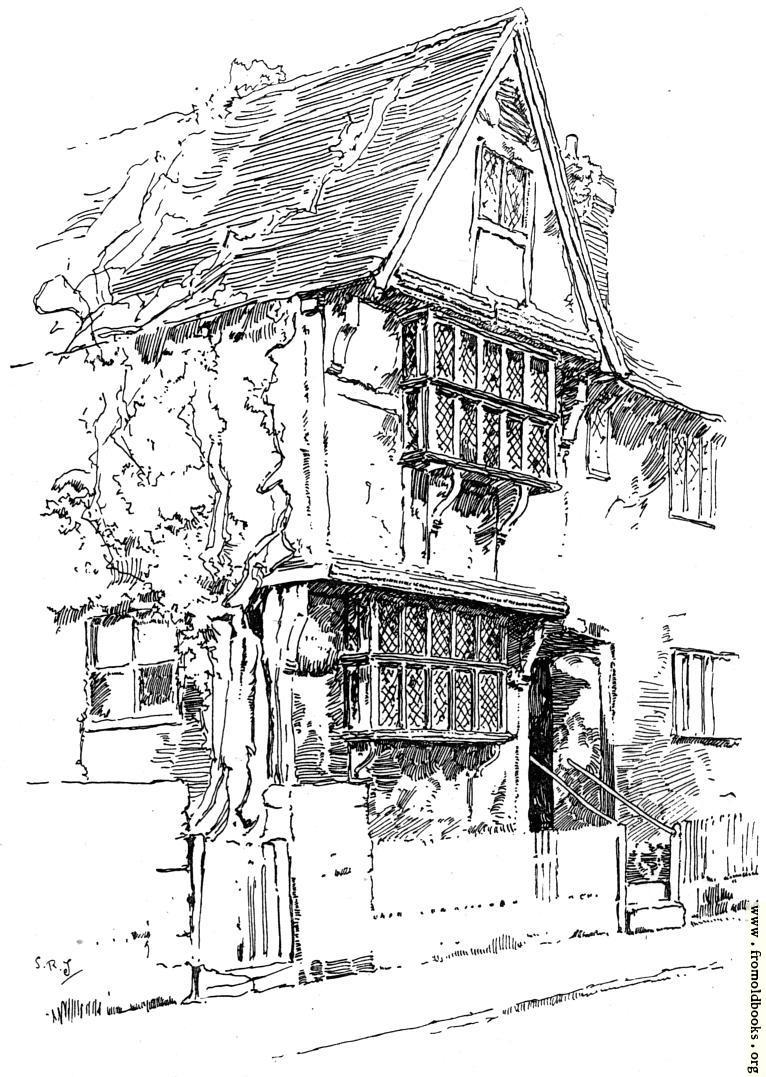 [Picture: Tonbridge, Kent]