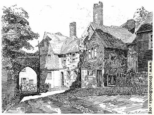 [Picture: Guildford Castle, Surrey]