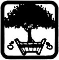 [Picture: Endpiece: Tree in a tub]