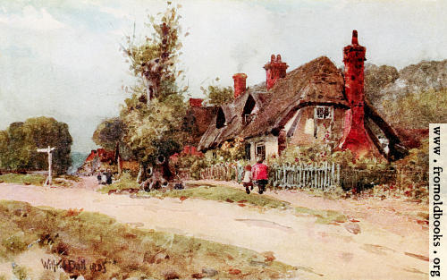 [Picture: Long Wittenham, Oxfordshire (Wide-screen background version)]