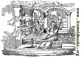 [picture: 1134.---Ancient Printing-office]
