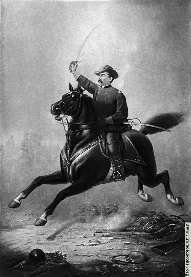[Picture: Sheridan's Ride by T. Buchanan Read]