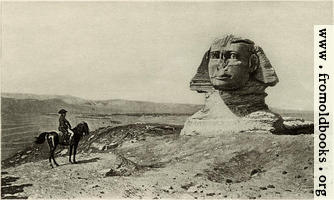 [picture: Napoleon and the Sphinx]