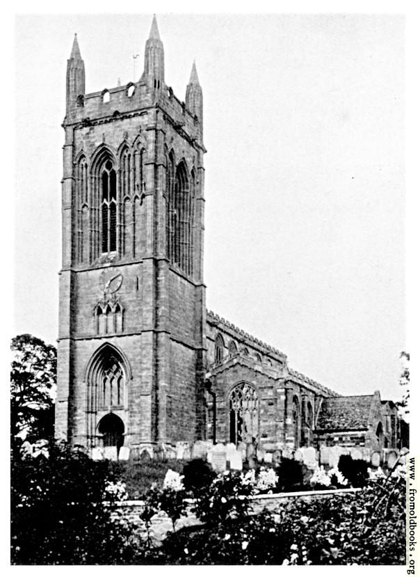 [Picture: 114. Village Churches of the Decorated Period: Whissendine, Rutland.]