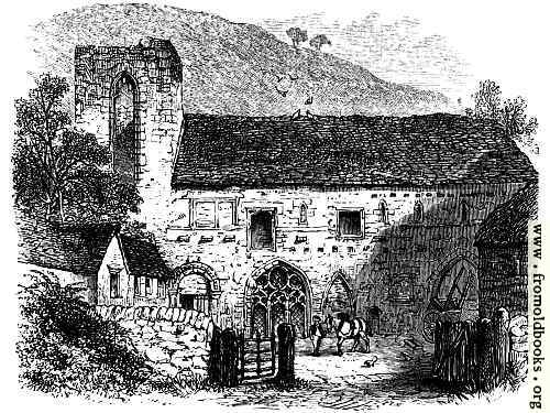 [Picture: Remains of Valle Crucis Abbey]