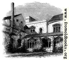 [picture: Cathedral Cloisters and King's School]