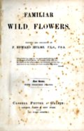 [picture: Title Page, Wild Flowers Series One]