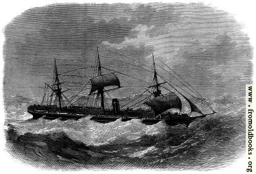 [Picture: The Missing Screw Steamer City of Boston]