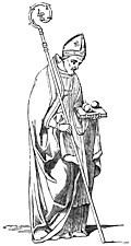 [Picture: St. Nicholas (Botticelli. Capitol, Rome)]