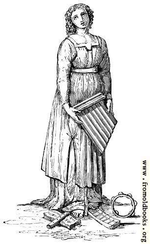 [Picture: 149.—St. Cecilia (Raphael).]