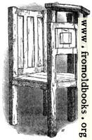 [picture: John Knox's Pulpit]