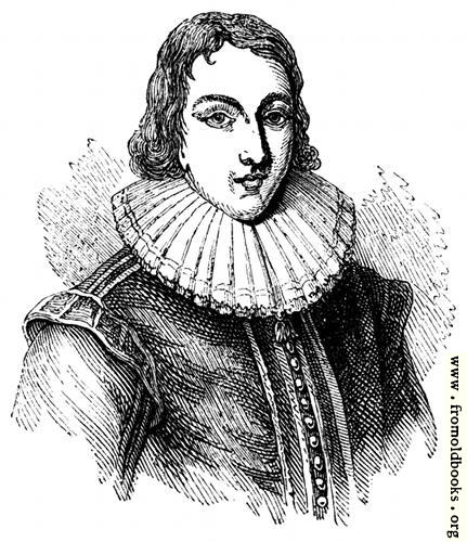 [Picture: Milton at the age of 19]