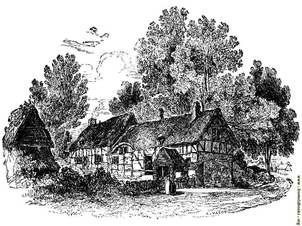 [Picture: Shottery Cottage]