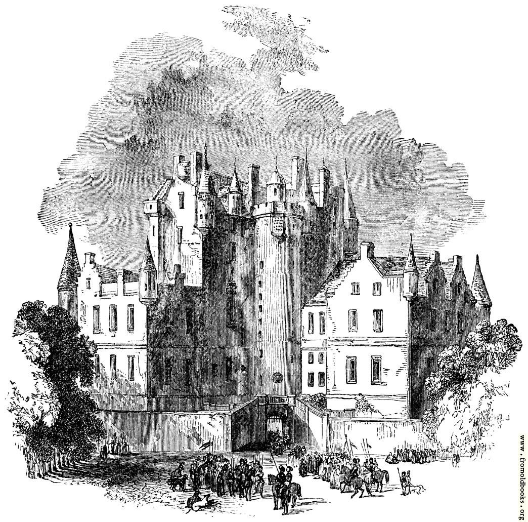 [Picture: Glamis Castle.]