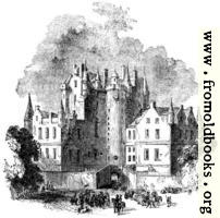 [picture: Glamis Castle.]