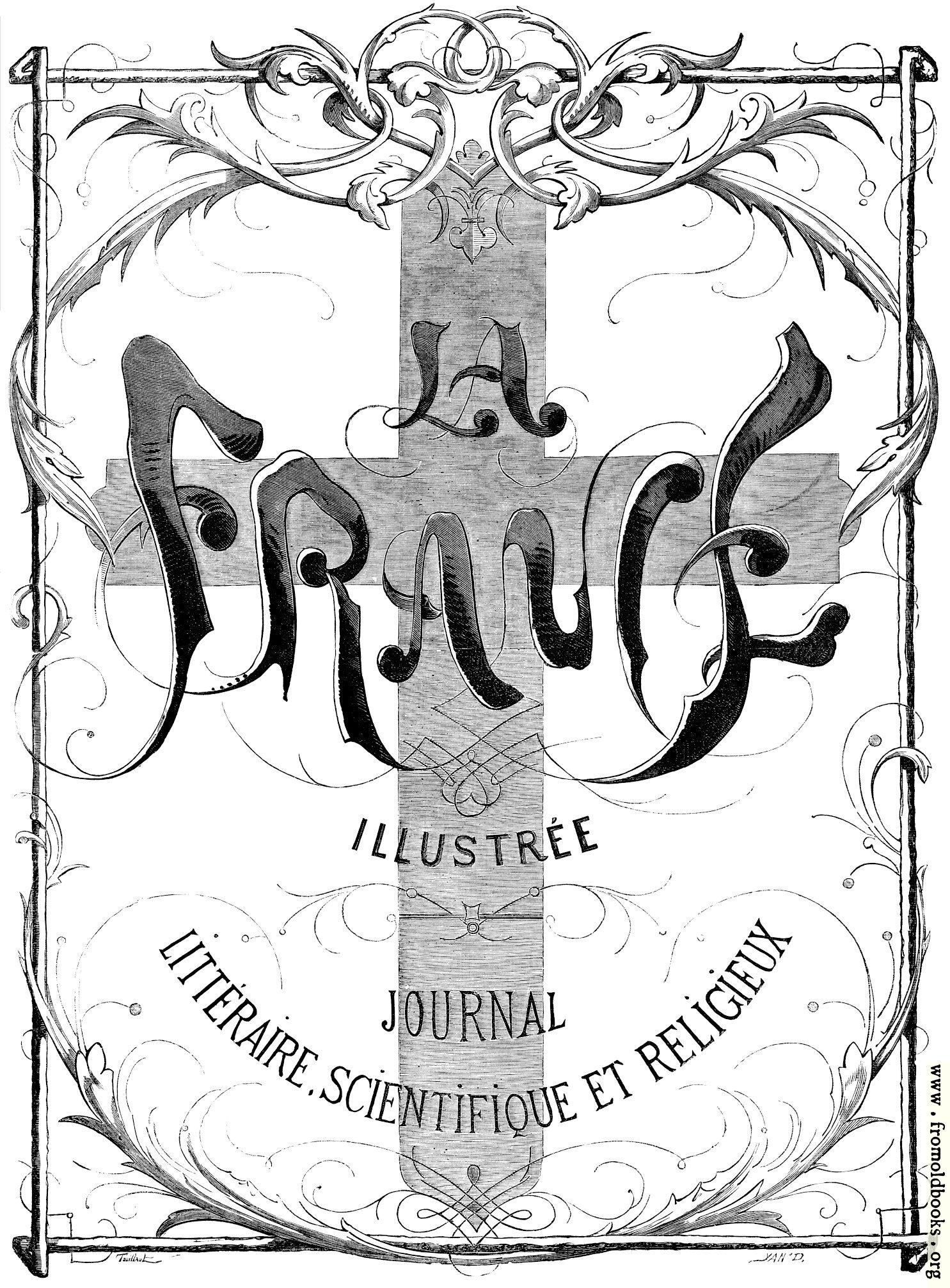 [Picture: Title Page, La  France Ilustrée]