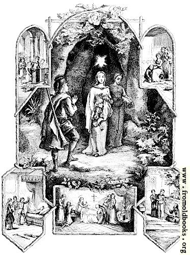 [Picture: Saint Elizabeth of Hungary]