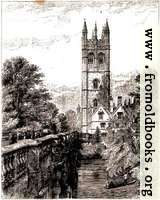 Frontispiece: Magdalen Tower.