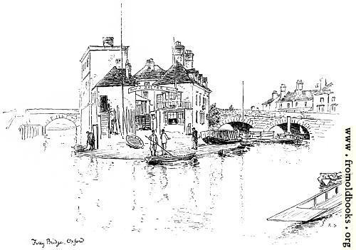 [Picture: Folly Bridge]