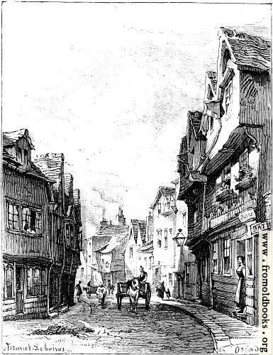 [Picture: Castle Street]