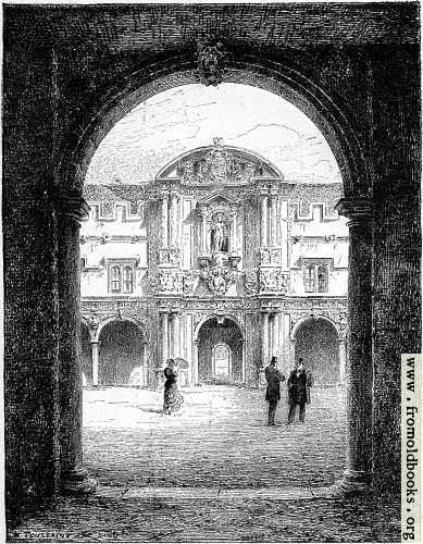 [Picture: The Gateway of St. John's College]