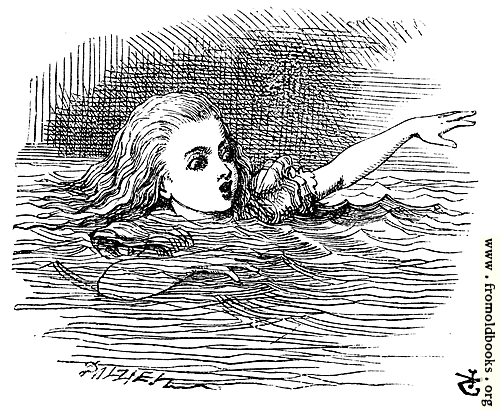 [Picture: Alice Swimming]