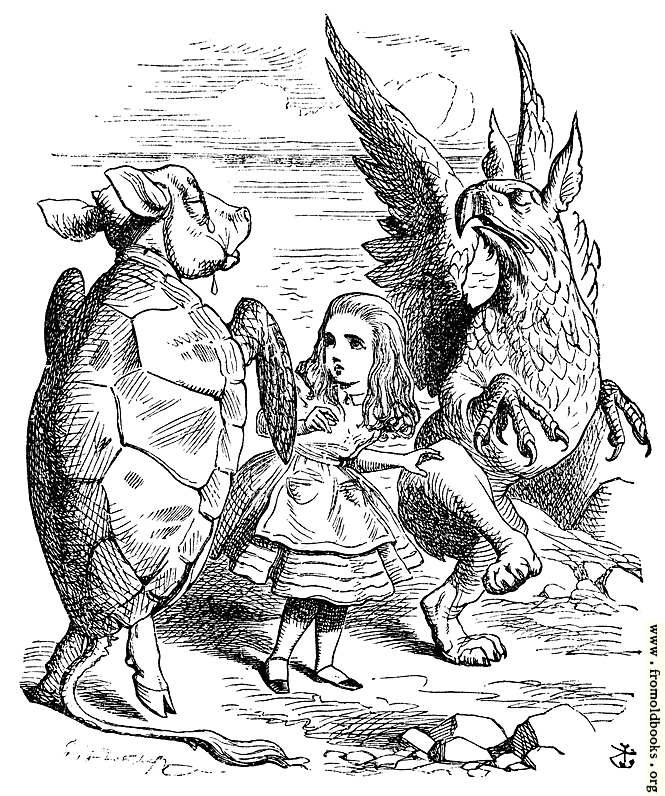 [Picture: The Lobster Quadrille]