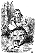 [picture: Alice and the pig baby]