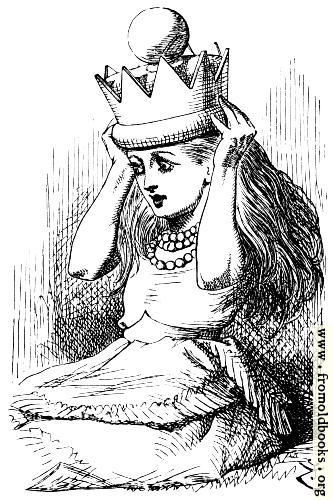 [Picture: Queen Alice.]