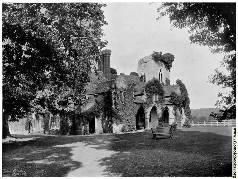 [Picture: Medmenham Abbey]