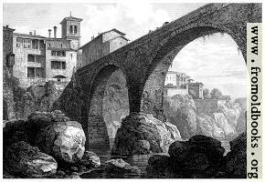 [Picture: Cividale:  Il Ponte Del Diavolo]