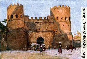[picture: Porta San Paolo]