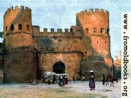 [picture: Porta San Paolo, Wallpaper Edition]