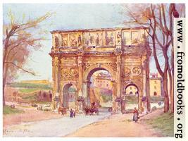 [picture: Arch of Constantine]