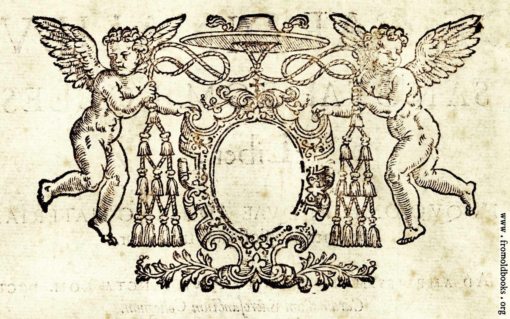 [Picture: Shabby-Chic Cartouche!]